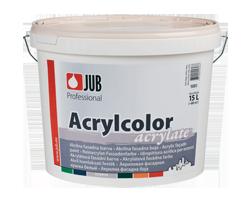 JUB ACRYLCOLOR - akrylátová fasádna farba - biela - 1001 - 0,75 L