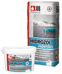 JUB HIDROZOL SuperFlex 2K - vodotesná hmota - zložka A - 20 kg