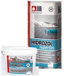 JUB HIDROZOL SuperFlex 2K - vodotesná hmota - zložka B - 7,5 kg