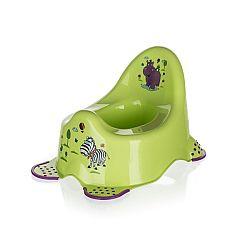 Keeeper Nočník Hippo limetka