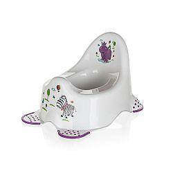 KEEPER Detský nočník Hippo, biela