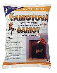 KITTFORT Šamotová výmazová hmota - 5 Kg