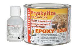 KITTFORT Živica CHS Epoxy 1200 - živica na lepenie a tmelenie - bez tvrdidla - 400 g