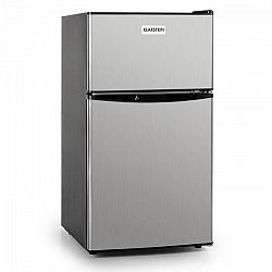 Klarstein Big Daddy Cool, 80 litrov, trieda A+, chladnička, nerezová oceľ, čierna