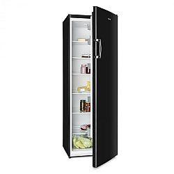 Klarstein Bigboy, čierna, chladnička 335 l, 6 poschodí, trieda energetickej účinnosti A+