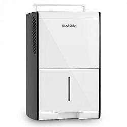 Klarstein Drybest 10, odvlhčovač vzduchu s filtrom a kompresorom, 10l/24h, bielo-sivý