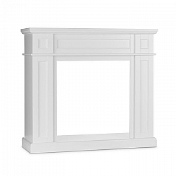 Klarstein Lausanne Frame, krbová konštrukcia, MDF, klasický dizajn, biela