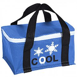 Koopman Chladiaca taška Froze modrá, 22,5 x 14,5 x 18 cm