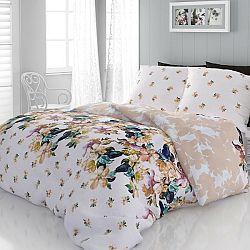 Kvalitex Saténové obliečky Laura, 200 x 200 cm, 2 ks 70 x 90 cm