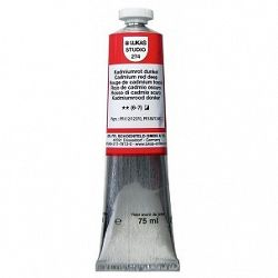 LUKAS Olejové farby STUDIO - umelecká olejová farba - Zinc white - 37 ml