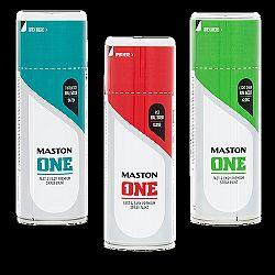 MASTON Maston One - akrylová farba v spreji - RAL 4003 - erika violet - 400 ml