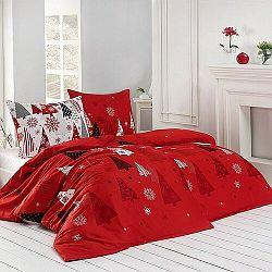 Matějovský Flanelové obliečky Sapin, 140 x 200 cm, 70 x 90 cm