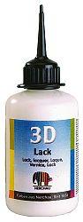 Nerchau 3D lak, hustý akrylový lak pre dosiahnutie 3D efektu  - bezfarebná - 250 ml