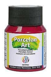 Nerchau Farby na porcelán - vypaľovacie farby na porcelán - biela 431102 - 20 ml