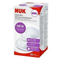 NUK prsní polštářky ULTRA DRY 30ks 252123