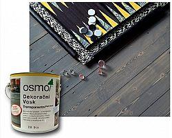 OSMO Color OSMO Dekoračný vosk transparentný - 3123 - zlaty javor - 0,75 L