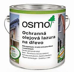 OSMO Color OSMO Ochranná olejová lazura - do vonkajších priestorov - 727 - palisander - 0,75 L