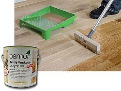 OSMO Color OSMO Tvrdý voskový olej Original na podlahy - 3062 - bezfarebný-mat - 375 ml