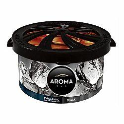 Osviežovač Aróma Car Organic black, 40 g