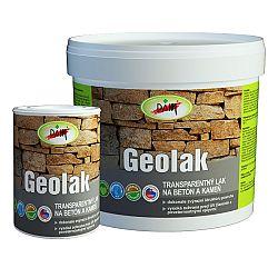 PAM Geolak - lak na betón, kameň, minerálne podklady - bezfarebný lesklý - 0,7 l