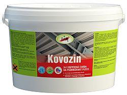 PAM Kovozin - farba na nový pozinkovaný plech - biela - 0,7 kg