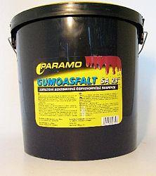 PARAMO Gumoasfalt SA 23 - hnedočierna - 5 Kg