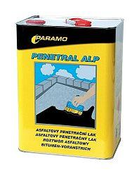 PARAMO Penetral ALP - asfaltový penetračný lak - 20 Kg