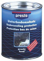 PRESTO Presto fond UBS Bitumen - ochrana spodku vozidla - sprej - čierny - 500 ml