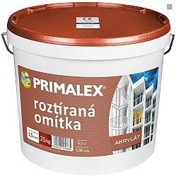 PRIMALEX Primalex Akrylátová omietka roztieraná - miešanie na zakázku - zr. 1,5 mm - 25 kg