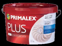 PRIMALEX Primalex Plus - interiérová farba - biela - 15 Kg
