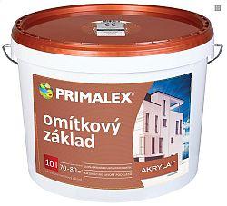 PRIMALEX Primlex Akrylátový Omietkový základ - 5 l