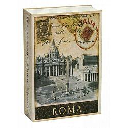 Richter Trezor kniha Rome