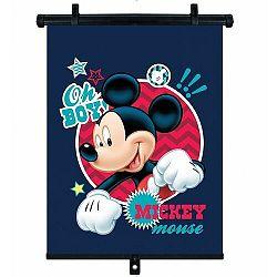 Roleta na prísavky s aretáciou Mickey, 45 x 36 cm