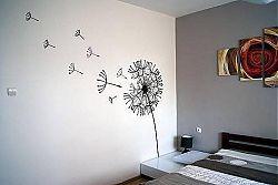 Šablóny na stenu Šablona na stenu - Púpava - 3066x - 180 x 91cm+páp.