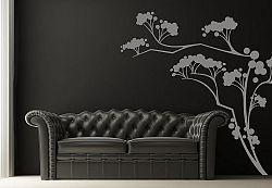 Šablóny na stenu Šablona na stenu - Strom 2 - 3040x - 58x60cm