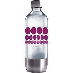 Sodastream Purple Metal Fľaša