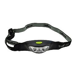 Solight Čelové LED svietidlo, čierna