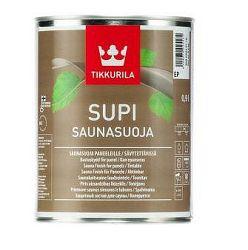 Tikkurila Supi Sauna Finish - lak na drevené steny a stropy sauny (zákazkové miešanie) - TVT 3465 - Boulder - 2,7 L