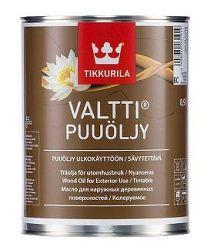 Tikkurila Valtti Wood Oil - olej na terasy (Puuöljy) - TVT 5057 - Orava - 0,9 L