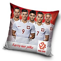 TipTrade Vankúšik Polska Team, 40 x 40 cm