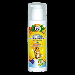 Topvet Detské opaľovacie mlieko SPF 50, 200 ml