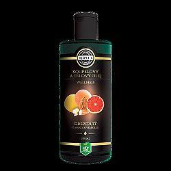 Topvet Telový olej Grapefruit, 200 ml