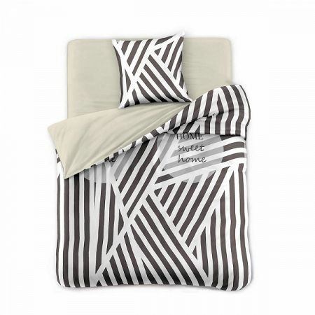 AmeliaHome Obliečky Sweet Home light, 200 x 220 cm, 2 ks 70 x 90 cm
