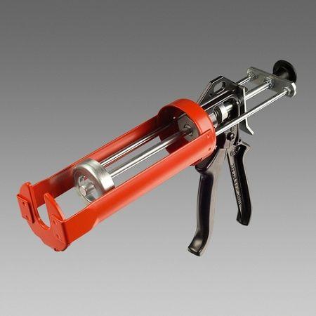 Den Braven Aplikačná pištoľ na kotvy - cervena