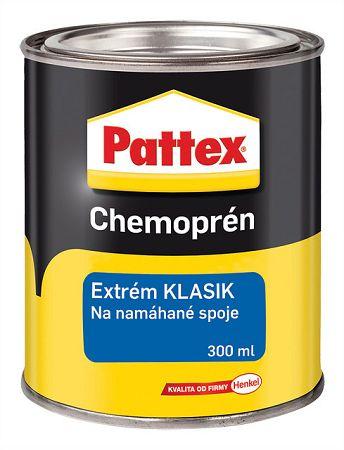 HENKEL Lepidlo Chemoprén Extrém KLASIK - transparentny - 120 ml