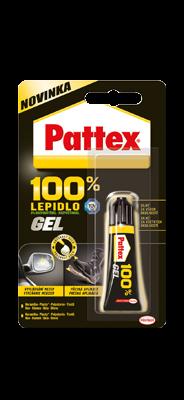 HENKEL Pattex 100% gél 8g NOVINKA - 8 g