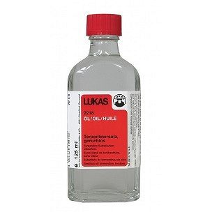 LUKAS Riedidlo olejových farieb - bal. 125ml. - 125 ml