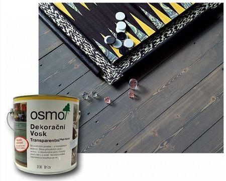 OSMO Color OSMO Dekoračný vosk transparentný - 3127 - savana - 25 L