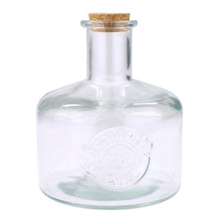 Sklenená karafa Tasty 950 ml ,13 x 14,5 cm