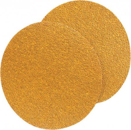 SPOKAR Brúsny disk na suchý zips - priemer 125 - zr. 120